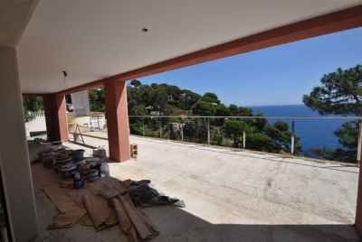 New luxury house with sea views in Costa Brava